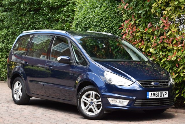 2012 61 FORD GALAXY 1.6 ZETEC 5d 160 BHP