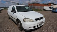 USED 2004 04 VAUXHALL ASTRA 1.7 ENVOY DTI 1d 75 BHP *PX CLEARANCE - NOT INSPECTED - NO WARRANTY - NOT AVAILABLE ON FINANCE - NO PX TAKEN*