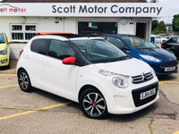 2014 CITROEN C1 1.0 Airscape Flair ETG 5 door Automatic £6199.00