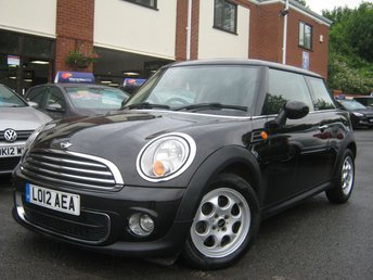 2012 MINI HATCH ONE 1.6 ONE D 3d 90 BHP £5995.00