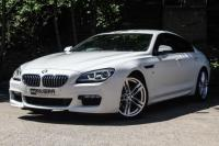 "USED 2017 17 BMW 6 SERIES 3.0 640D M SPORT GRAN COUPE 4d AUTO 309 BHP HEAD-UP-DISPLAY|20""ALLOYS"