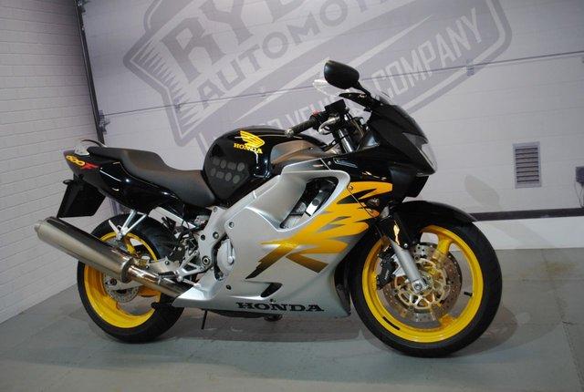 1999 HONDA CBR600F 599cc