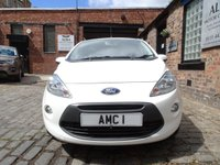 USED 2016 16 FORD KA 1.2 ZETEC WHITE EDITION 3d 69 BHP (One Lady Owner)