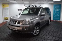 USED 2008 58 NISSAN X-TRAIL 2.0 dCi Sport Expedition 5dr PAN ROOF, REVERSE CAM, 2 OWNER
