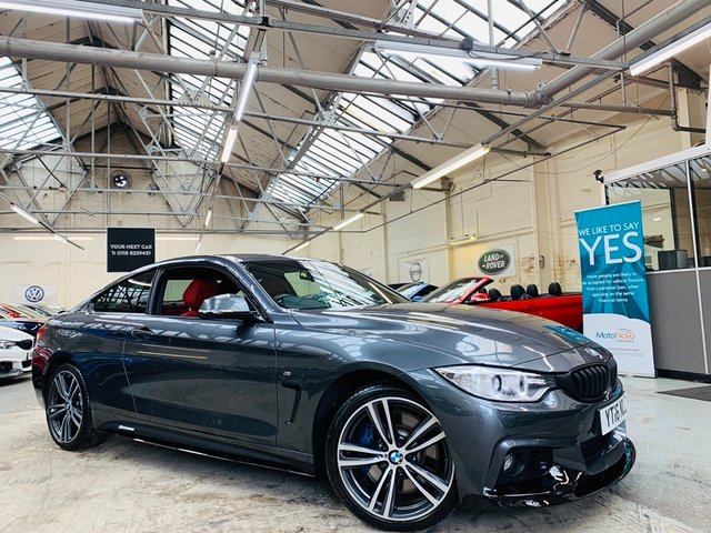 Used BMW 4 Series cars in Nottingham from Your Next Car Ltd