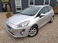 USED 2018 18 FORD FIESTA 1.1 Ti-VCT Zetec (s/s) 3dr New Shape, 1 Owner, Low miles