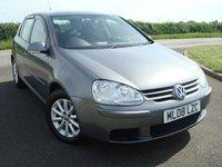 2008 VOLKSWAGEN GOLF 1.9 S TDI 5d 103 BHP £1895.00