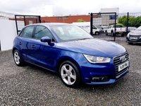2015 AUDI A1 1.6 SPORTBACK TDI SPORT 5d 114 BHP £SOLD