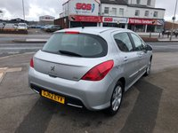 USED 2012 62 PEUGEOT 308 1.6 HDI ACTIVE 5d 92 BHP *** £20ROAD TAX *** 62.7 MPG *** 12 MONTHS WARRANTY! ***