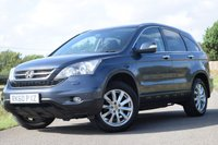USED 2010 60 HONDA CR-V 2.0 I-VTEC ES 5d 148 BHP 1 OWNER + PRIVACY GLASS + HEATED SEATS + CRUISE CONTROL