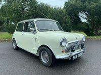 USED 1969 G MORRIS MINI 1.0 COOPER 2d  AMAZING CONDITION MINI COOPER MATCHING NUMBERS AND ORIGINAL COLOUR SCHEME AS CONFIRMED BY THE HERITAGE CERTIFICATE