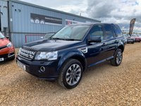 2012 LAND ROVER FREELANDER 2.2 SD4 HSE LUXURY 5d AUTO 190 BHP £11990.00