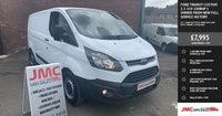 USED 2015 15 FORD TRANSIT CUSTOM 2.2 310 100BHP 1 OWNER FROM NEW FULL SERVICE HISTORY 40 + VANS IN STOCK SAME DAY LOW RATE FINANCE AVAILABLE