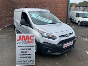 2016 FORD TRANSIT CONNECT 1.5 200 AUTOMATIC 120BHP NO VAT TO PAY ON THIS VAN !!!! £9295.00