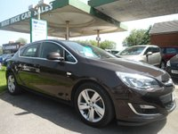 2013 VAUXHALL ASTRA 2.0 SRI CDTI 5d AUTO 163 BHP 4 SERVICE STAMPS £SOLD
