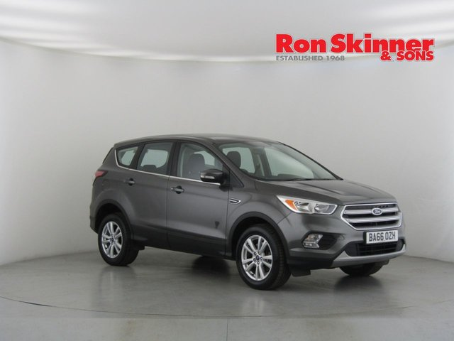 View our 2017 66 FORD KUGA 1.5 ZETEC TDCI 5d 118 BHP