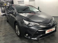 USED 2016 66 TOYOTA AVENSIS 1.6 D-4D BUSINESS EDITION 4d 110 BHP