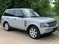 USED 2007 57 LAND ROVER RANGE ROVER 3.6 TDV8 VOGUE SE 5d AUTO 272 BHP Genuine Low Mileage Example