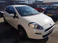2013 FIAT PUNTO 1.2 POP 3d 69 BHP £3095.00