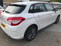 USED 2013 13 CITROEN C4 1.6 VTi 16v VTR+ 5dr Automatic 25512 low  mileage