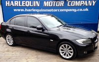 USED 2011 60 BMW 3 SERIES 2.0 318D SE 4d 141 BHP