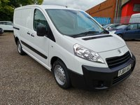 2015 PEUGEOT EXPERT 1200 1.6 HDi L1 H1 SWB *AIR CON*ONLY 31000 MILES* £6995.00