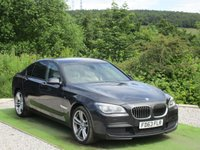 USED 2013 63 BMW 7 SERIES 3.0 730D M SPORT 4d AUTO 255 BHP
