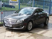 2014 VAUXHALL INSIGNIA 2.0 ELITE CDTI ECOFLEX S/S 4dr Full leather DAB Heated seats Cruise £SOLD