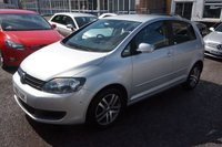 USED 2011 60 VOLKSWAGEN GOLF PLUS 1.6 BLUEMOTION SE TDI 5d 103 BHP
