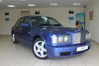 2002 BENTLEY ARNAGE 6.8 T 4d AUTO 451 BHP £24995.00