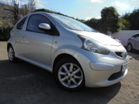 USED 2008 58 TOYOTA AYGO 1.0 PLATINUM VVT-I 3d 68 BHP £20 YEARLY ROAD TAX