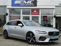 2017 VOLVO V90 2.0 D5 POWERPULSE R-DESIGN PRO AWD 5d AUTO 231 BHP £21495.00