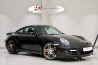 USED 2006 06 PORSCHE 911 3.6 TURBO 2d 474 BHP MANUAL 997 TURBO FRESH MAJOR SERVICE £5K SPENT