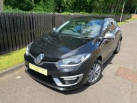 2014 RENAULT MEGANE 1.5 KNIGHT EDITION ENERGY DCI S/S 5d 110 BHP £6488.00