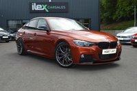 2018 BMW 3 SERIES 2.0 320D M SPORT SHADOW EDITION 4d AUTO 188 BHP £25695.00