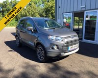 USED 2016 16 FORD ECOSPORT 1.0 TITANIUM ECOBOOST 125 BHP THIS VEHICLE IS AT SITE 1 - TO VIEW CALL US ON 01903 892224