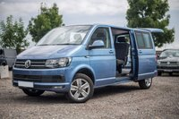 USED 2018 68 VOLKSWAGEN TRANSPORTER T32 TDI KOMBI LWB DSG (AUTO) GEARBOX  150 BLUEMOTION EURO 6 Comfort Dashboard, Sat Nav (Discovery media unit), Front and Rear parking sensors, Reversing Camera, Electric Folding mirrors, Twin Side loading doors, Heated front seats, Single front seats with armrests and lumbar support, 2 +1 split rear seats (for versatility and easy removal) + more!