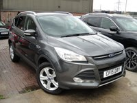 USED 2015 15 FORD KUGA 2.0 ZETEC TDCI 5d 148 BHP ANY PART EXCHANGE WELCOME, COUNTRY WIDE DELIVERY ARRANGED, HUGE SPEC