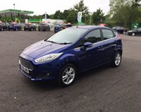 USED 2016 16 FORD FIESTA 1.0 ZETEC ECOBOOST (100PS) THIS VEHICLE IS AT SITE 1 - TO VIEW CALL US ON 01903 892224