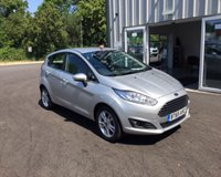USED 2015 65 FORD FIESTA 1.0 ZETEC ECOBOOST (100PS) THIS VEHICLE IS AT SITE 1 - TO VIEW CALL US ON 01903 892224