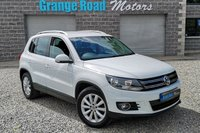 2015 VOLKSWAGEN TIGUAN 2.0 MATCH TDI BLUEMOTION TECHNOLOGY 5d 139 BHP £11150.00