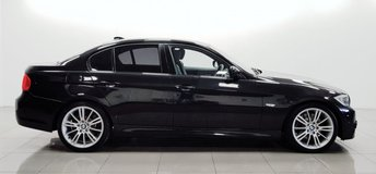 2009 BMW 3 SERIES 3.0 325D M SPORT 4d AUTO 195 BHP £6950.00