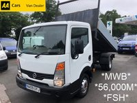 2009 NISSAN CABSTAR 2.5 35.13 MWB *130BHP*IMMACULATE CONDITION*JUST SERVICED AT MAIN DEALER* £8495.00