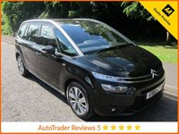 USED 2016 16 CITROEN C4 GRAND PICASSO 1.6 BLUEHDI EXCLUSIVE 5d AUTO 118 BHP.*ULEZ COMPLIANT*EURO 6* Fantastic Value One Lady Owned  Citroen Grand C4 Picasso Automatic with Seven Seats, Satellite Navigation,  Climate Control, Cruise control, Alloy Wheels and Citroen Service History. This Vehicle is ULEZ Compliant with a EURO 6 Rated Engine.