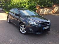 USED 2011 61 FORD FOCUS 1.6 ZETEC 5d 124 BHP PLEASE CALL TO VIEW