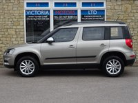 USED 2015 15 SKODA YETI 1.2 TSI OUTDOOR S Turbo Petrol 5 Dr