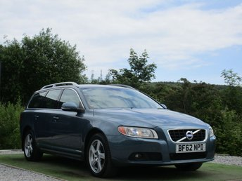 2012 VOLVO V70 2.4 D5 SE LUX 5d AUTO 212 BHP £9490.00