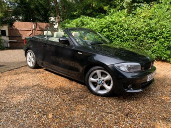 2011 BMW 1 SERIES 2.0 118D SE 2d 141 BHP £6989.00