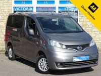 USED 2015 15 NISSAN NV200 1.5 DCI ACENTA COMBI Turbo Diesel 7 SEATER 5 Dr