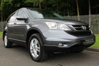 USED 2012 12 HONDA CR-V 2.2 I-DTEC SE PLUS 5d 148 BHP A CLEAN LOW OWNER EXAMPLE WITH FULL SERVICE HISTORY!!!